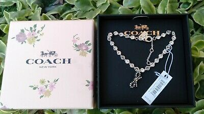 Stunning Coach Bracelet With Original Tag Of $125 Attached