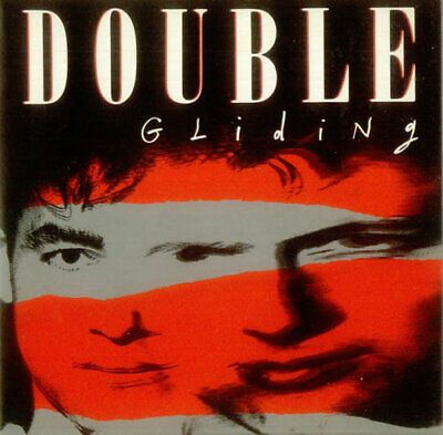 "Double Gliding CD single (CD5 / 5"") UK promo POCD903 POLYDOR 1987"