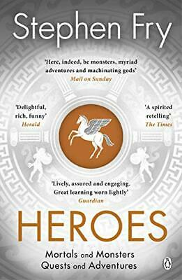 Heroes: The myths of the Ancient Greek heroes retold: Mortals and Monsters, Qu,