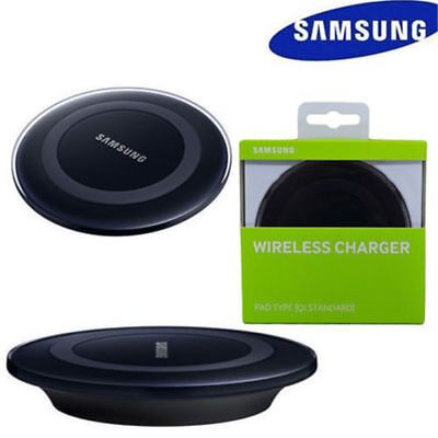 Original Qi Wireless Charger Charging Stand Dock Pad For Samsung Galaxy S8 S7 S6