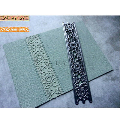Strip Metal Cutting Dies For DIY Scrapbooking Cards Album Paper Cards  FSC