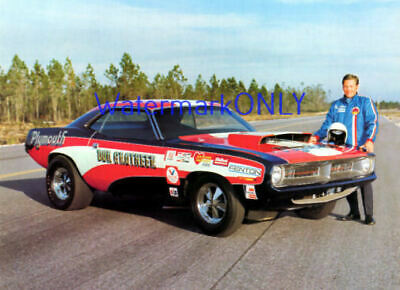 CD/_CC-068 Don Grotheer Plymouth Barracuda   1:25 Scale DECALS