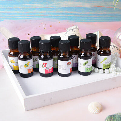 1 bottle 100% pure essential oils 10ml therapeutic grade aromatherapy MC