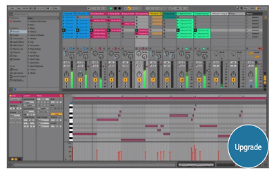 Ableton Live 10 Suite - Upgrade from Live 7-9 Suite (UPGRADE VERSION)