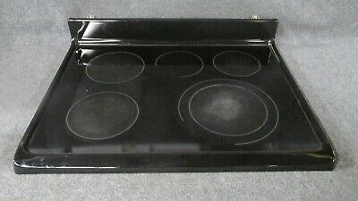 NEW FRIGIDAIRE GAS range main top embly BLACK 316610014 ... on