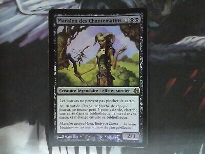 1X Maralen of the Mornsong - Morningtide - * Foil, French SEE PICTURES* MTG CARD