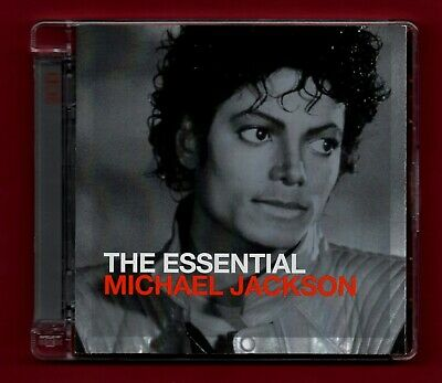 "MICHAEL JACKSON - The Essential (2010 38 trk ""Best Of"" 2 CD Set)"