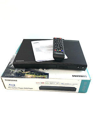 SAMSUNG BD-J5100 CURVED Blu-ray Player - $74 72 | PicClick