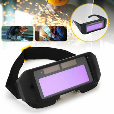 Auto Solar Darkening LCD Welding Glasses Goggles Helmet Eye Protection DIN15