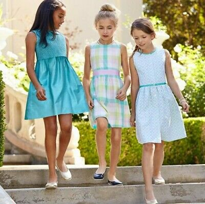 Brooks Brothers Girls Back to School Dress Size 12