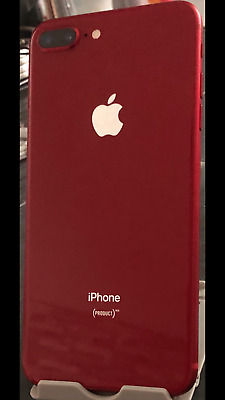 Apple iPhone 8 Plus (PRODUCT) RED - 64GB (T-Mobile) A1897 (GSM) no box