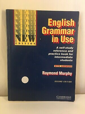 English Grammar in Use with Answers Raymond Murphy Second Edition Cambridge Uni