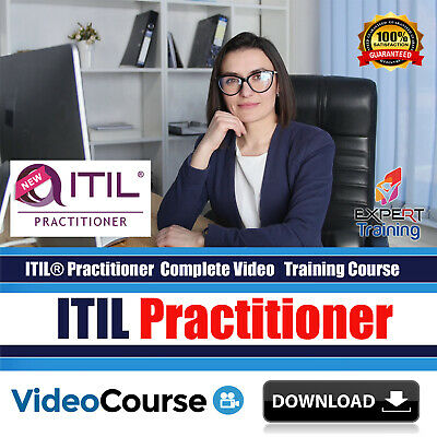 ITIL Practitioner The Complete Video Training Course DOWNLOAD