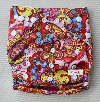 H07 Baby Cloth Diaper  Washable Reusable Pocket Best Nappy diaper cover