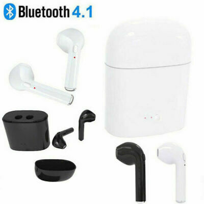 Wireless Bluetooth Ear-pods Headphones Headset Earbud For Phones Harging Box New