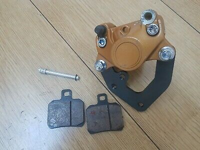 Cpi Gtr 50 Front Brake Caliper With Bracket And Pads