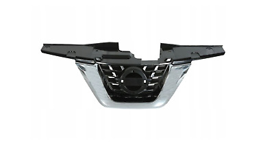 Nissan Juke 2014 - 2019 Front Main Grille With Chrome Moulding New High Quality