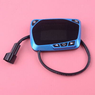 12V/24V for Air Diesel Heater Parking LCD Monitor Switch Panel Blue