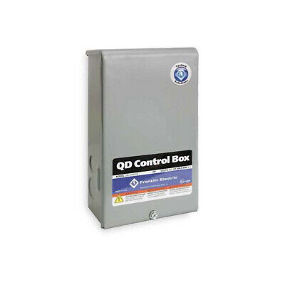 Franklin Electric Control Box, 1HP, 230V, 1Phase, Submersible - 2801084915