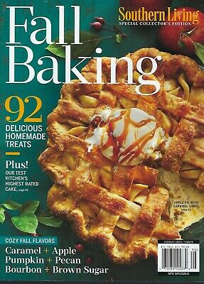 Southern Living  Special  Fall Baking  2019