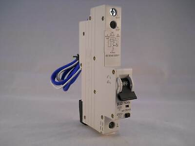 MK RCBO 32 Amp 30mA Type B 32A Sentry B32 07936S 7936S