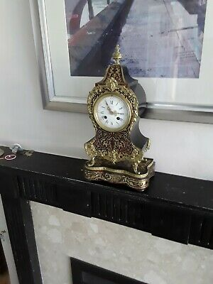 Antique French 8 Day Bell Striking