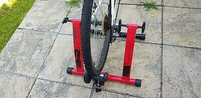 Tranzx Bike Bicycle Trainer Indoor Outdoor Exercise Fitness Bike Equipment Used
