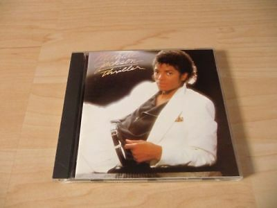 CD Michael Jackson - Thriller - 1982 incl. Beat it + Billie Jean