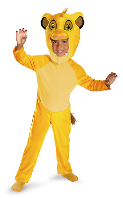 CK1521 Tiger Child Lion King Jungle Book Week Animal Costume Boys Girls Jumpsuit