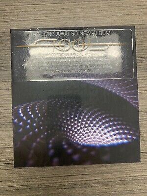 "TOOL Fear Inoculum Limited Edition Deluxe CD 4"" HD Screen"