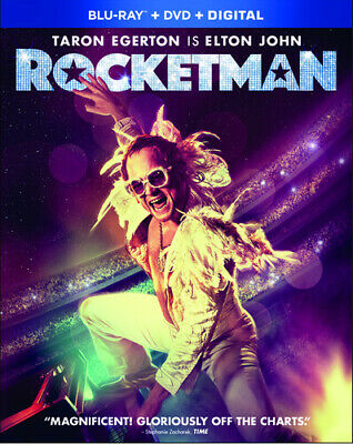 Rocketman (REGION A Blu-ray New)
