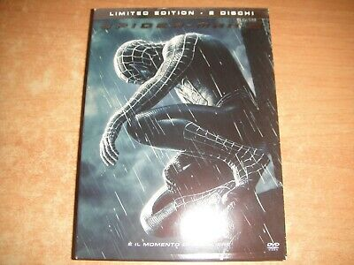 Spiderman 3 - ( Cofanetto Limited Edition ) Dvd  - Fuori Catalogo Rarissimo !