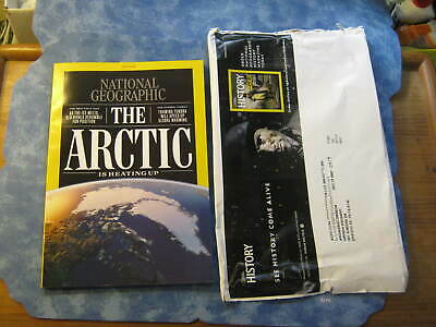 NATIONAL GEOGRAPHIC September 2019 THE ARCTIC IS HEATING UP Thawing Tundra NEW