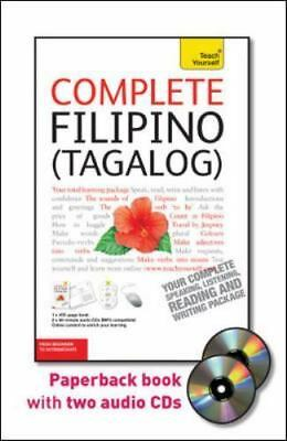 Complete Filipino (Tagalog) with Two Audio CDs: A Teach Yourself Guide (TY: Lang