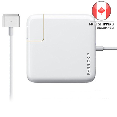 Macbook Pro Charger, 60 W Magsafe2 Power Adapter Charger 13 AND 15 INCH