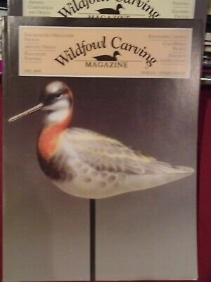 Magazine Wildfowl Carving and Collecting Year Fall 2004