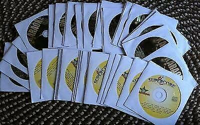 43 CDG DISCS KARAOKE HITS,SUPERCORE - POP,ROCK,COUNTRY,STANDARDS,OLDIES s2*