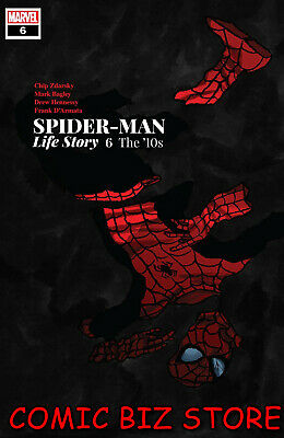 Spider-Man Life Story #6 (Of 6) (2019) 1St Printing Zdarsky Main Cover ($4.99)