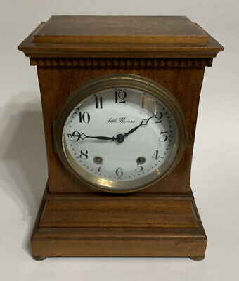 Antique Seth Thomas Greek Revival Mantel Clock