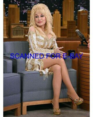 Dolly Parton Country Music Legend Sexy New 8X10 Photo Must See Dp07