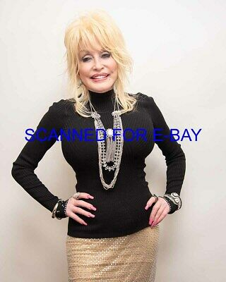 Dolly Parton Country Music Legend Sexy New 8X10 Photo Must See Dp14