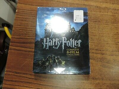 Harry Potter: Complete 8-Film Collection [Blu-ray] 8 Discs Brand NEW