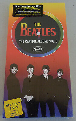 The Beatles - The Capitol Albums Vol.1 Box Set * Factory Sealed * NEW 2004