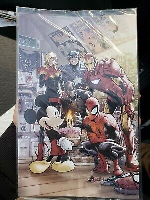 D23 Expo 2019 EXCLUSIVE Limited Edition Marvel Comics #1000 Ramos Variant SEALED