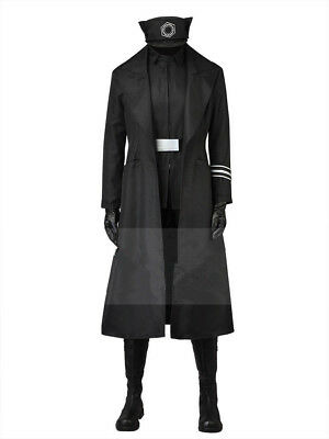 The Force Awakens Armitage Hux commander Cosplay costume Customize NN Star Wars