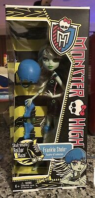 Monster High Skultimate Roller Maze Frankie Stein Doll NIP