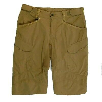 Haglofs Rugged Crest Men's shorts L Brown Outdoors Trekking