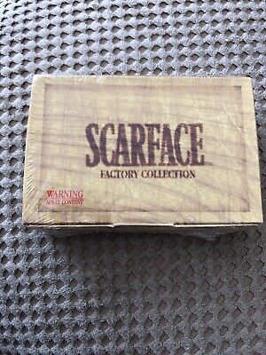 Scarface Factory Collection - Sealed - Cards Inc.