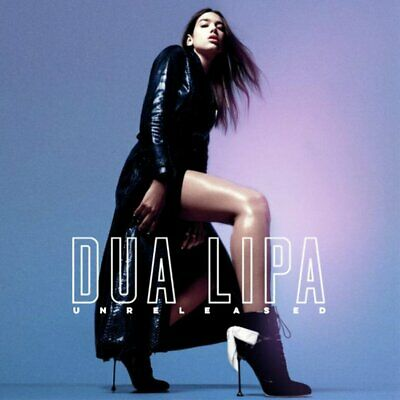 Dua Lipa - Rare Ep Mix Cd