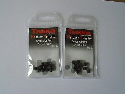 Taska Baseline Tungsten Withy Curve Bead sizes 6 to 2